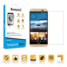 Pellicola Vetro Temperato Anukku Slim 0.26mm Protettiva Display Per HTC One M9