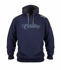 Century Carp Sea Fishing Rods Navy Blue Hoody - NEW