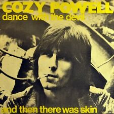 "7"" COZY POWELL Dance With The Devil WHITESNAKE BLACK SABBATH RAINBOW RAK NL 1973"