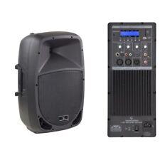 """Soundsation GO-SOUND 12AM Cassa Diffusore amplificato 12"""" 880 Watt lettore MP3/B"""