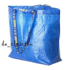 Frakta Medium Blue Bag Ikea Bag Shopping Grocery Laundry Beach Tote Handy bag