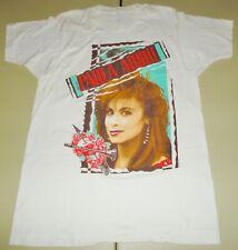 Vintage Pop Culture Shirts Paula Abdul X-Large Music concert Nwot Rare Vhtf