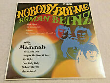 "Human Beinz & Mammals: ""Nobody But Me"": New Lp Reissue: Psych-Garage Rock:Stereo"