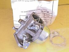Genuine ZENITH NEW Carburetor # 13619 HERCULES 10 HP 1969 1970 1971 ARMY IND.