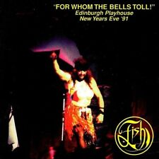 FISH 2CD For whom the bells toll! M/M (Marillion)