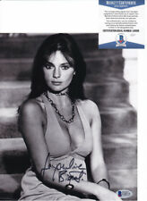 Jacqueline Bisset Sexy Actress Signed Autograph 8x10 Photo Beckett BAS COA #2