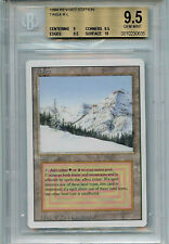 MTG Revised Taiga Dual Land BGS 9.5 Gem Mint  Card Amricons 0635
