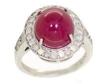 14 Carat Engagement White Gold I2 Fine Diamond Rings
