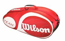 Wilson Team 6 Pack Tennis Racket Bag