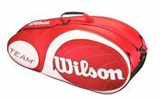Wilson team pack 6 raquette de tennis sac