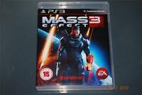 Mass Effect 3 PS3 Playstation 3 **FREE UK POSTAGE**