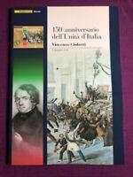 FOLDER 2011 150° ANNIVERSARIO DELL' UNITA' D'ITALIA VINCENZO GIOBERTI RARO