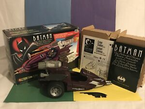 KENNER BATMAN ANIMATED SERIES ELECTRONIC CRIME STALKER 1994