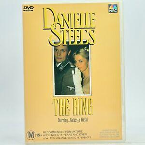 Danielle Steel The Ring Natassja Kinski DVD Good Condition Free Tracked Post