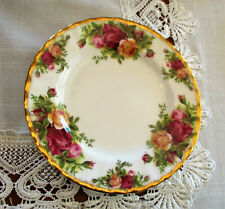 """Royal Albert """" Old Country Roses """"  16cm Side Plate   1st Quality    Excel Cond"""