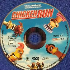 New listing Chicken Run (Dvd, 2000, Widescreen) Disc Only, No Usps Tracking!