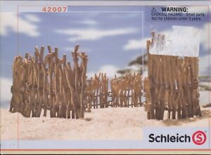 New Retired Schleich 42007 Corral