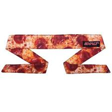 Exalt Headband paintball headwrap with microfiber - Pepperoni Pizza