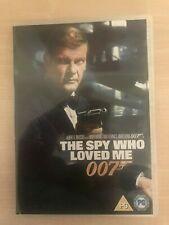 The Spy Who Loved Me -  James Bond 007 - DVD