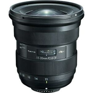 Tokina atx-i 11-20mm f/2.8 CF Ultra-wide zoom APS-C Lens for Nikon F