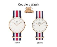 Couple's Watch *Daniel Wellington Canterbury NATO Strap 0102DW 0502DW #crzycod