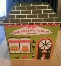 Storage tin by benifit  sugerglam fairies.