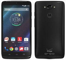 Motorola Droid Turbo XT1254 5.2 in 32GB 3 GB RAM (Verizon Wireless) Smartphone - Black Ballistic Nylon