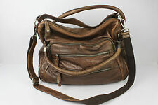 Grand Sac Cabas WE FREDSBRUDER Cuir Marron TTBE
