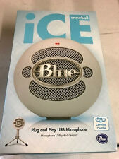 Blue Microphones Snowball iCE Condenser Microphone Cardioid