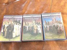 NEW Downtown Abbey DVD - Seasons 1-3 Original UK Edition Sealed