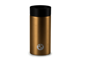 BMW GENUINE THERMO MUG - SAND