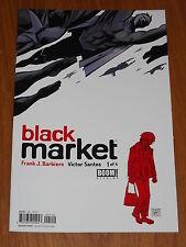 BLACK MARKET #1 BOOM STUDIOS COMICS