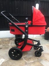 Red Joolz Day Pram Complete Package