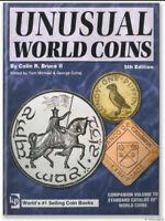 "DIGITAL BOOK ""UNUSUAL WORLD COINS"" BY C. BRUCE  - KRAUSE 5th EDITION - LASTONE"