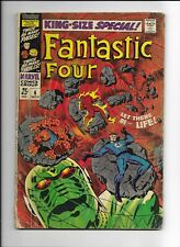 Fantastic Four King Size Annual #6 1st Annihilus Marvel Comics 1968