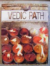Vedic Path (DVD, Book, Map, 2005) A Spiritual Journey in India
