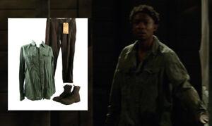 Jessabelle 2012 Movie Moses Vaughn Wilson Wardrobe Costume Shirt Pants Boots