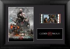 GOD OF WAR Stunning 35 mm Film Cell Display Framed Comic Con Fan Art limited