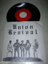 UNION REVIVAL Warum / RocknRoll *PRIVATPRESSUNG*