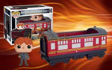 Funko Pop Culture Rides Harry Potter Hogwarts Express Traincar Ron Figure