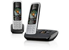 Siemens Gigaset C430A Duo / C 430 A Duo schnurlos analog Telefon mit AB wie NEU