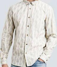 Levi's Made & Crafted Standard men Shirt Ikat  NWT sz1 Italian Ikat cotton 278$