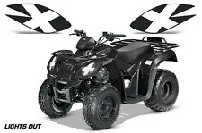AMR Racing Arctic Cat Utility 250 2X4 ATV Headlight Decals Eye Sticker 06-09 LTO