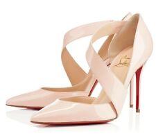 Christian Louboutin Ograde 100 Poudre Pink Nude Pump Shoe So Kate 36,5 NIB