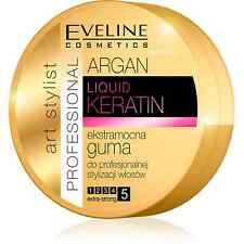 EVELINE ARGAN LIQUID KERATIN HAIR GUM EXTRA STRONG ART STYLIST PROFESSIONAL
