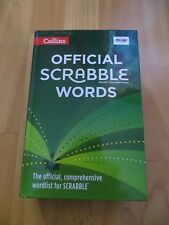Collins Official Scrabble Words by Collins Dictionaries (Hardback, 2015) NEW