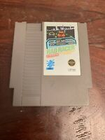 Rad Racer Nintendo Nes Cleaned & Tested Authentic