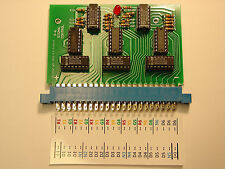 TRACKSIDE SIGNAL CONTROLLER for (6) Red, Yellow, Green Signal Heads