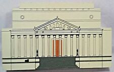 "Cat'S Meow Village Washington Dc Series ""National Archives"" ~ Signed Faline '93"