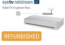 Geniatech EyeTV Netstream 4C, DVB-C-Netzwerk-Tuner (Refurbished)